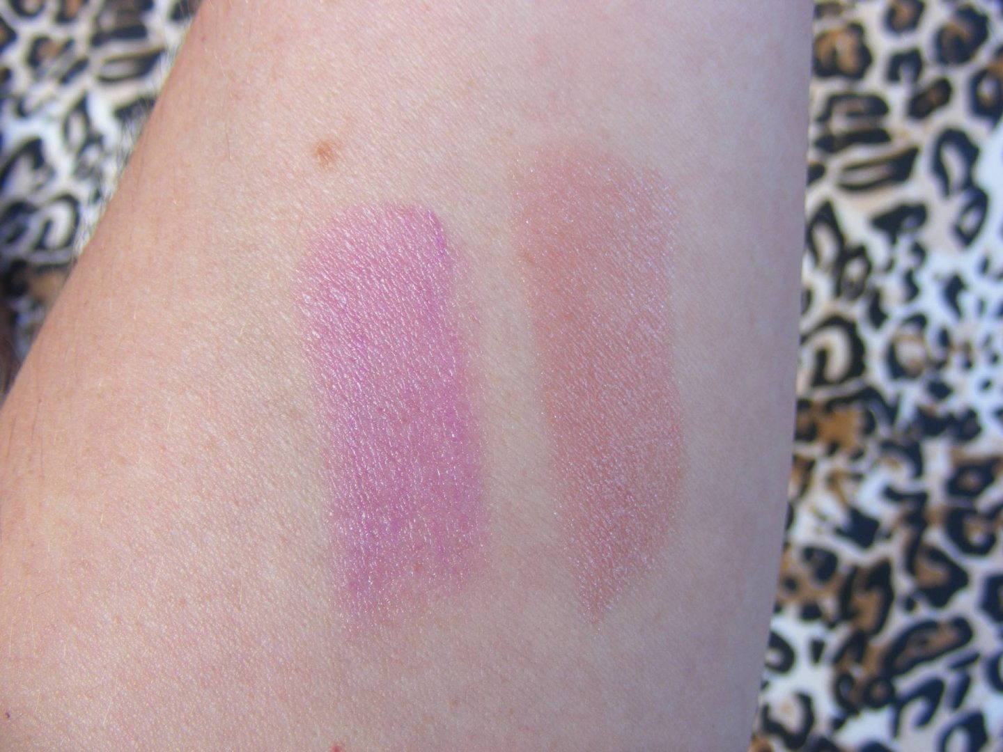 Sephora Paris Beauty Haul, lipstick swatches