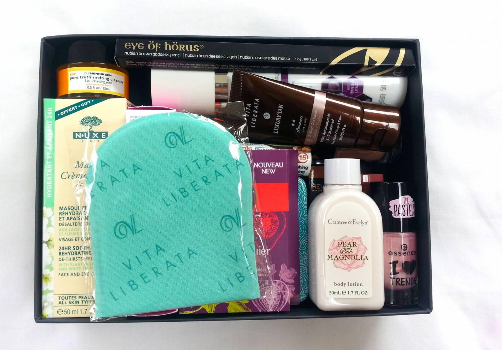 Latest in Beauty Dream box 3