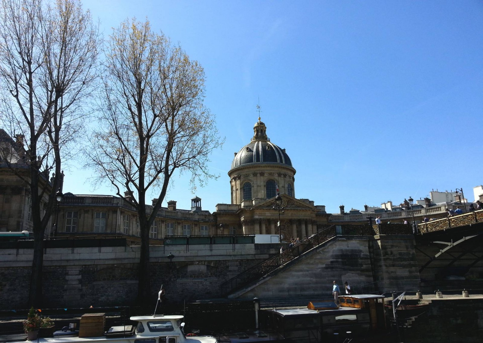 Paris: Seine Cruise and Montmartre