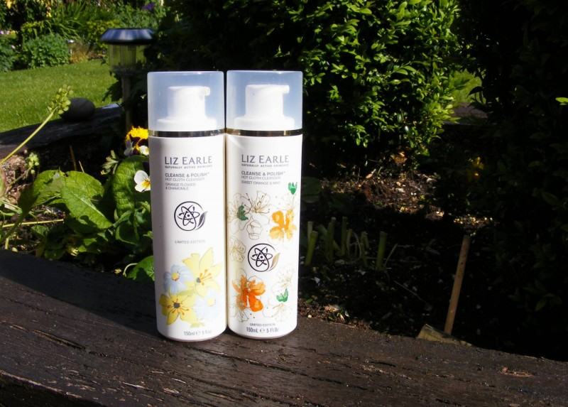 May empties Liz Earle Cleanse and Polish limited editions