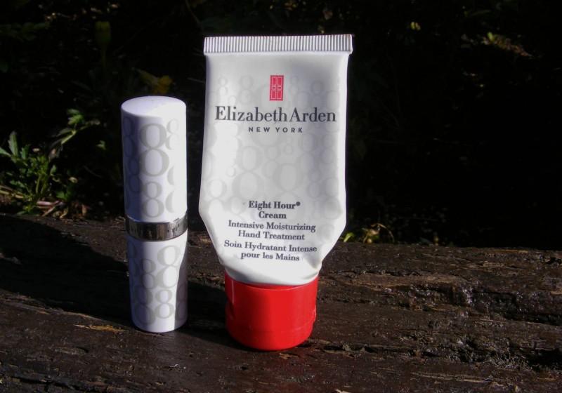 May empties Elizabeth Arden Eight Hour range