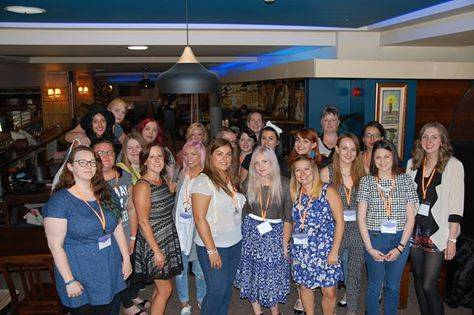 NW bloggers Liverpool meet up
