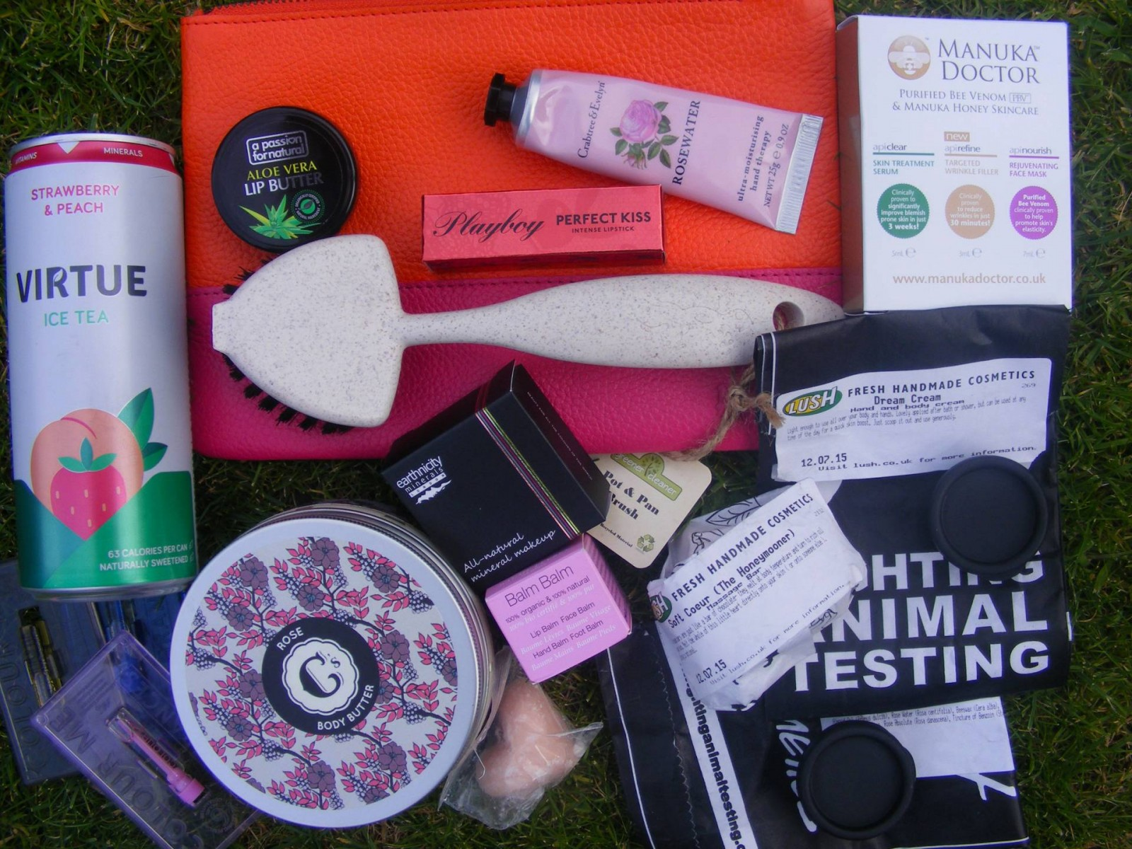 NW Bloggers Meet Up in Liverpool goody bag gifts