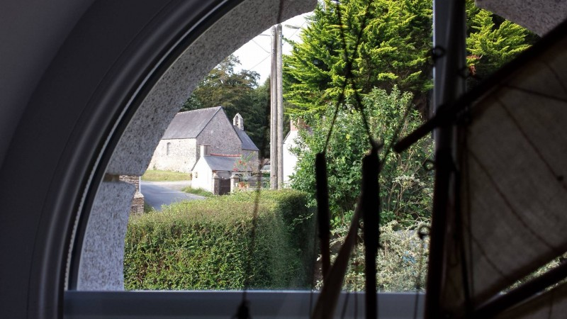 Plouha window view