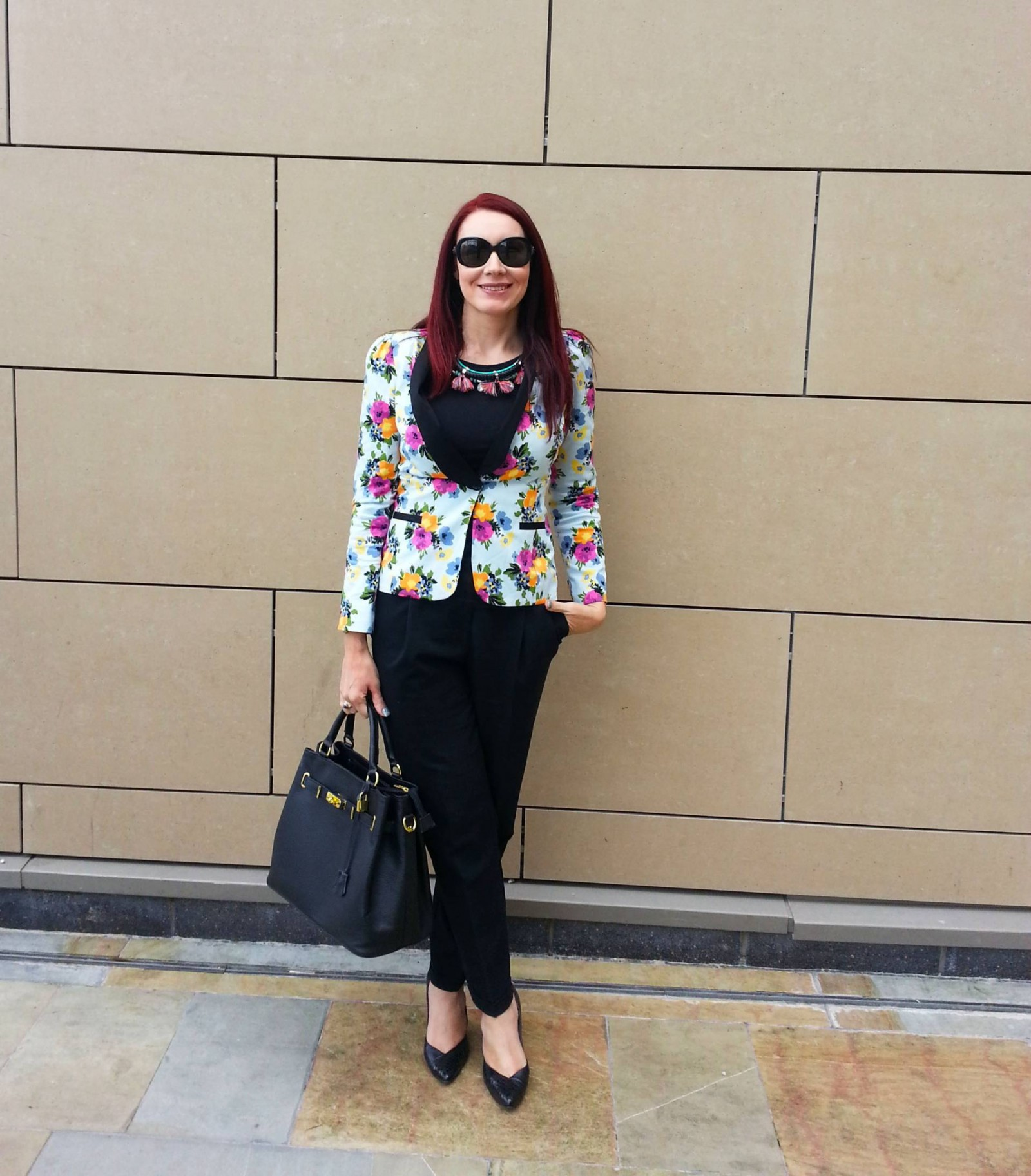 Star by Julien Macdonald floral print jacket