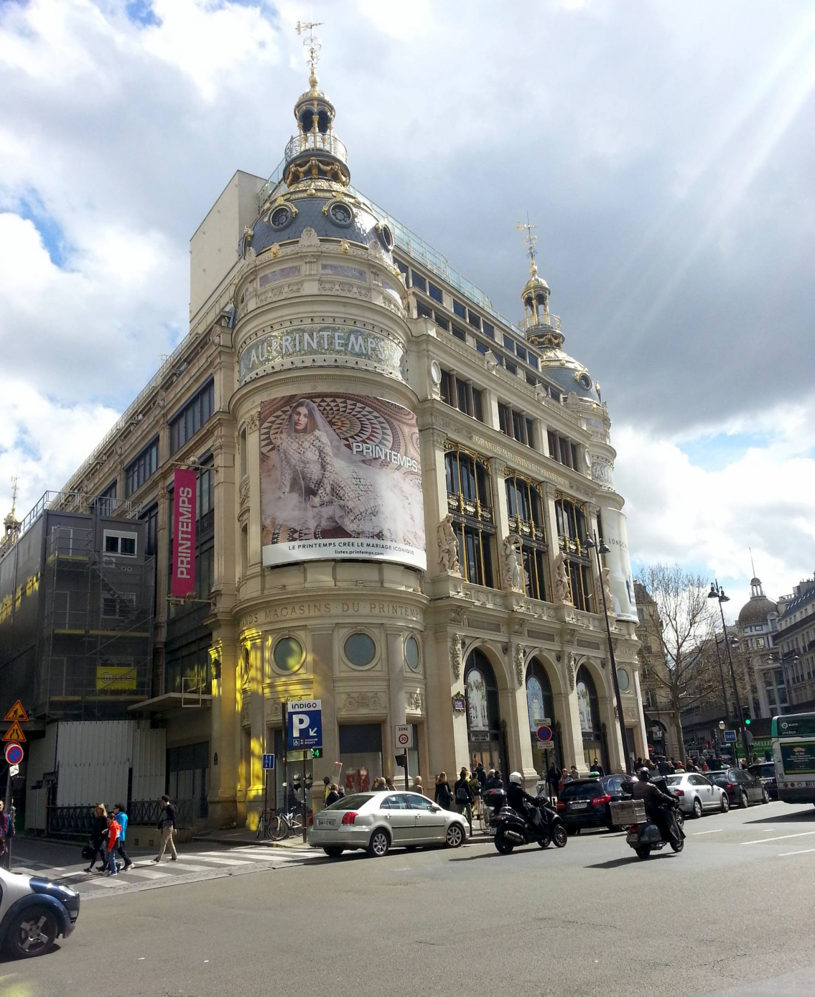 Printemps Galeries Lafayette