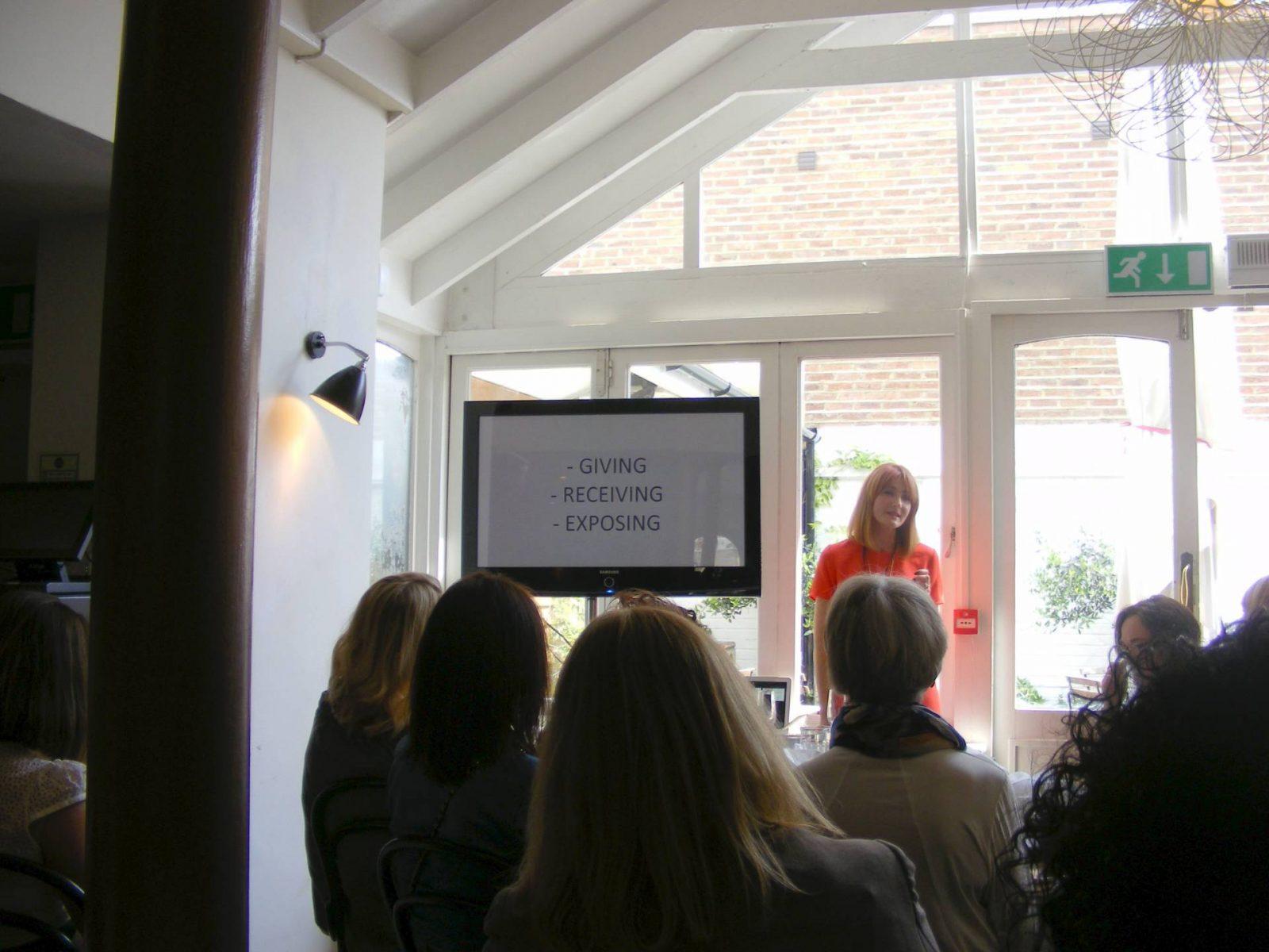 3040 blogger meet Catherine Summers