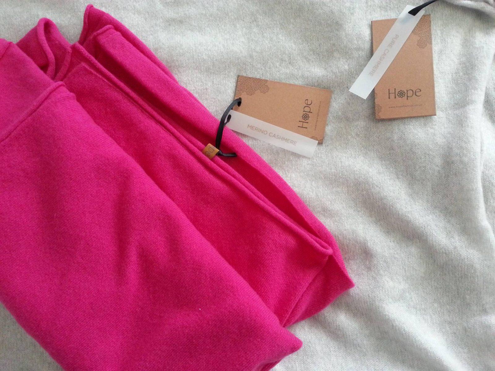 Hope fashion ponchos