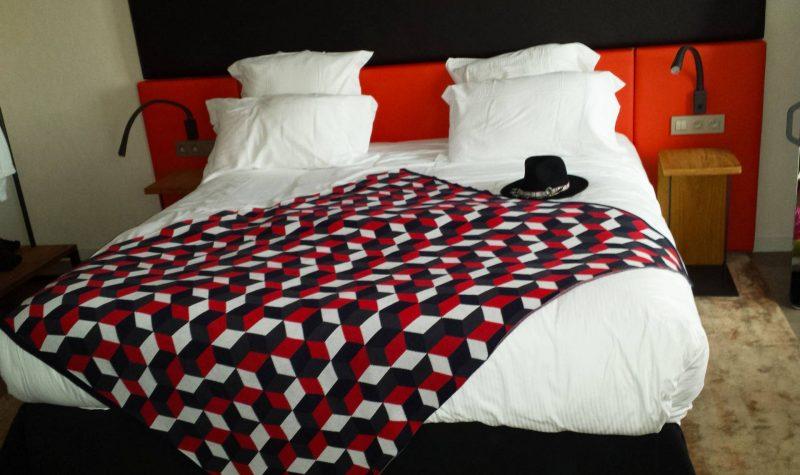 Terrass Hotel bedroom