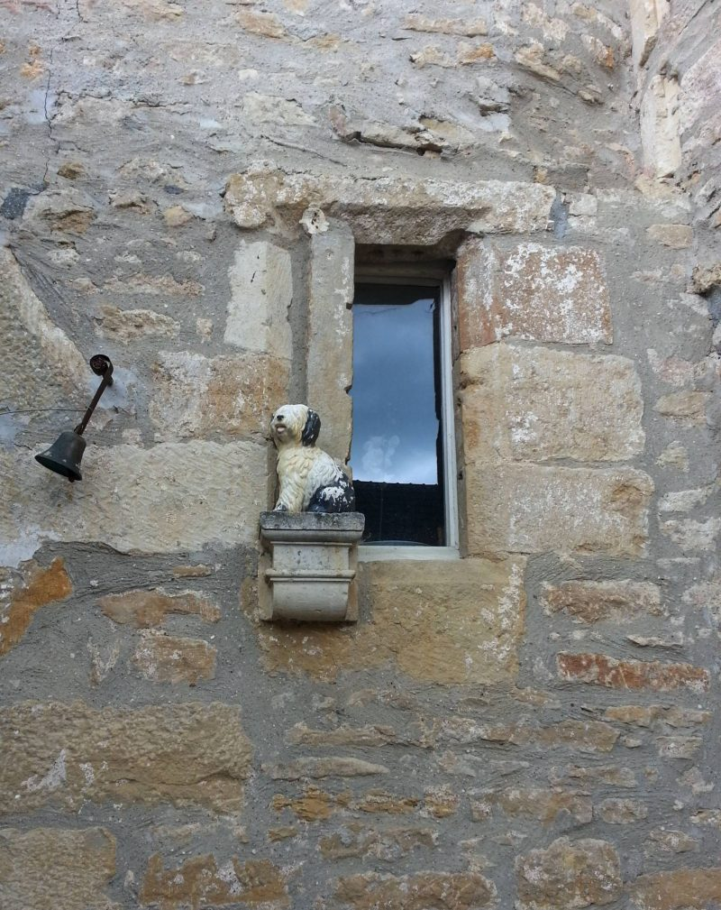 Window Maison Creme Anglaise