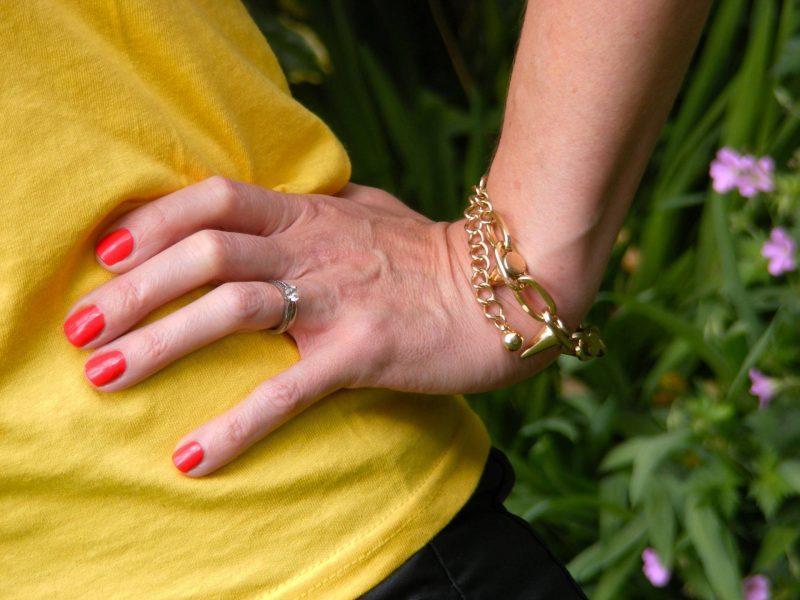 Asos spike bracelet