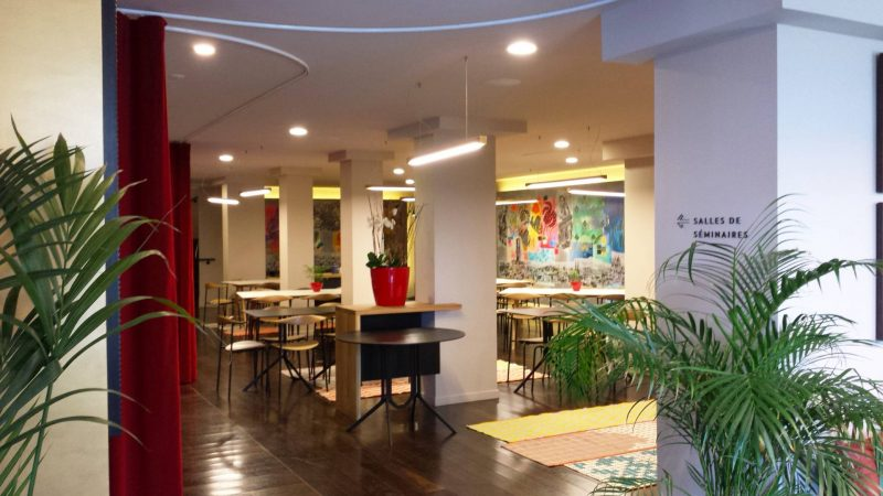 Terrass Hotel ground floor