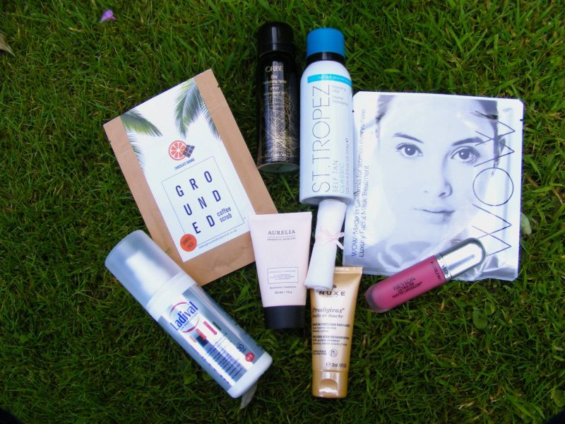 Latest in Beauty Glamour Summer Edit contents