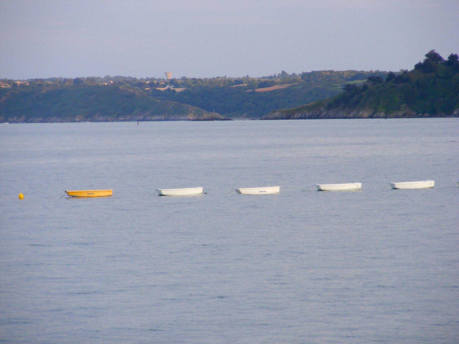 Boats at St Quay