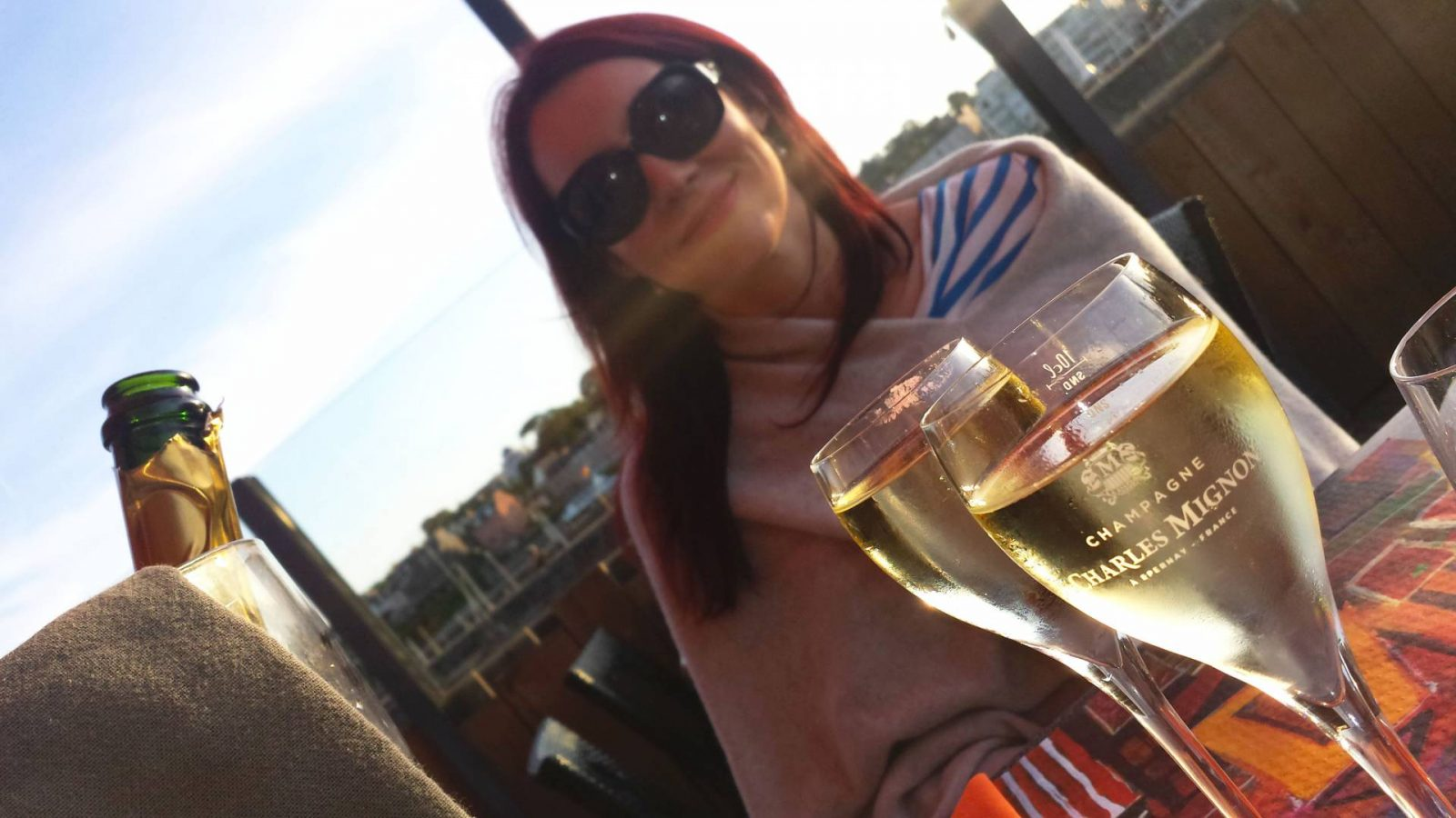 Nautical Chic Breton Stripes Asos Culottes Hope cashmere pashmina