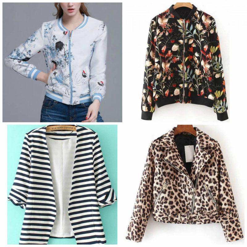 SheIn wishlist jackets