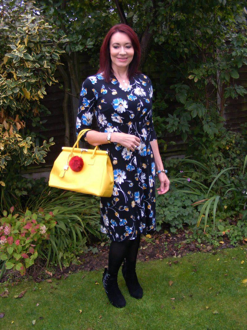 Bonmarche Floral Tea Dress