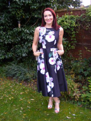 Matalan FWM floral print dress