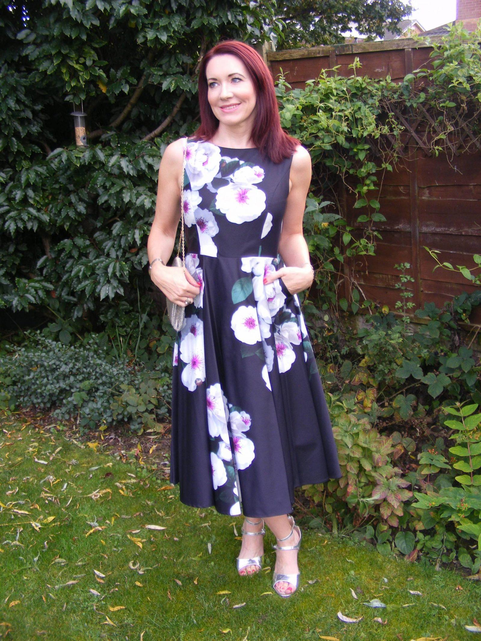 Matalan Floral Print Dress