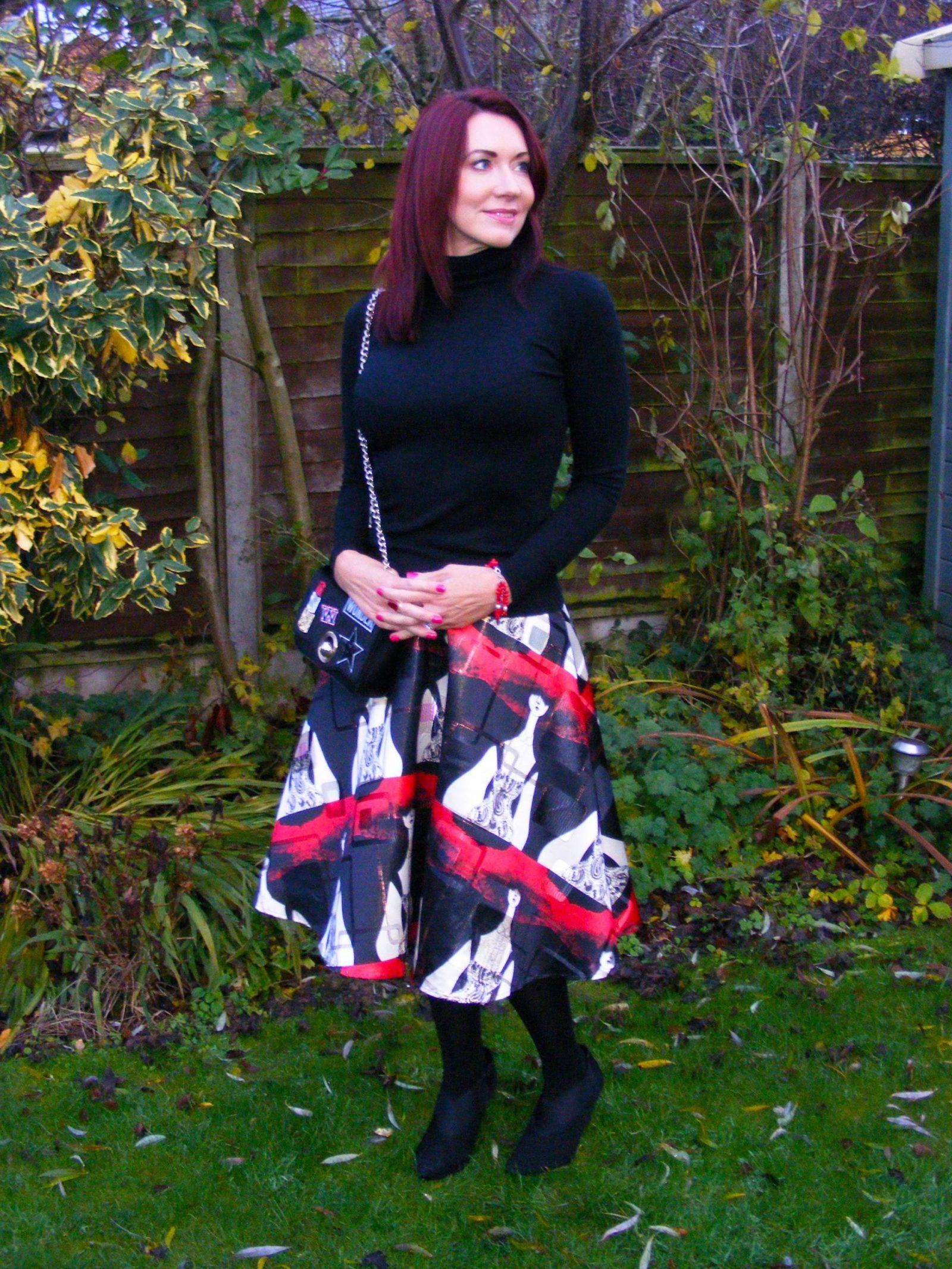 stylewe-a-line-skirt