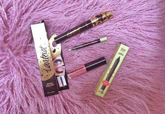 January Beauty Favourites Pixi Endless silky eye pen Tarteist mascara