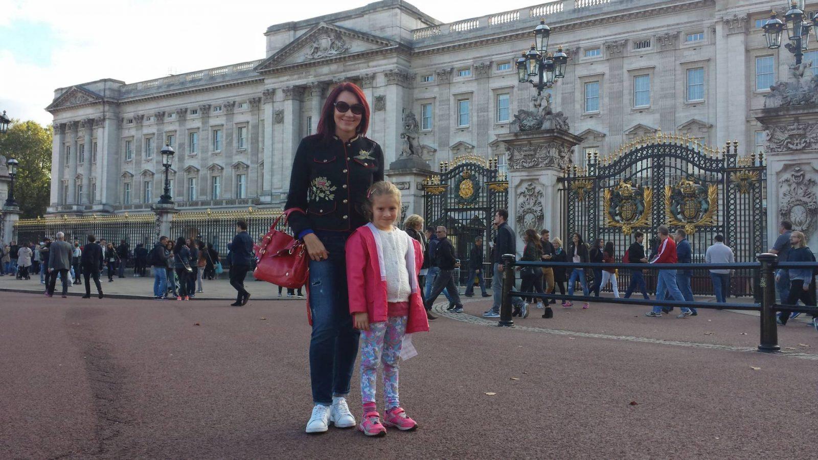 Weekend in London Buckingham Palace