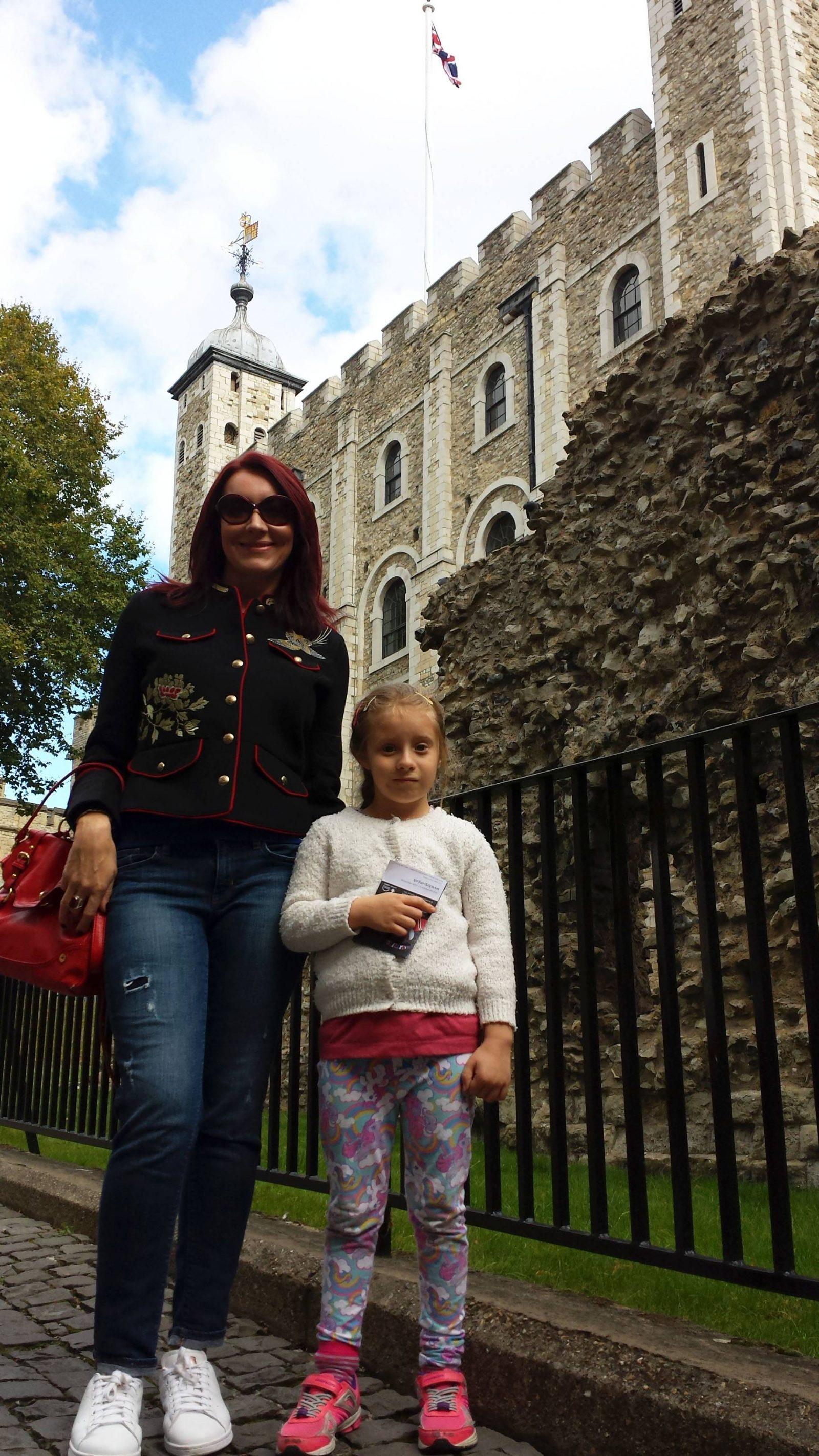 Weekend in London Tower of London