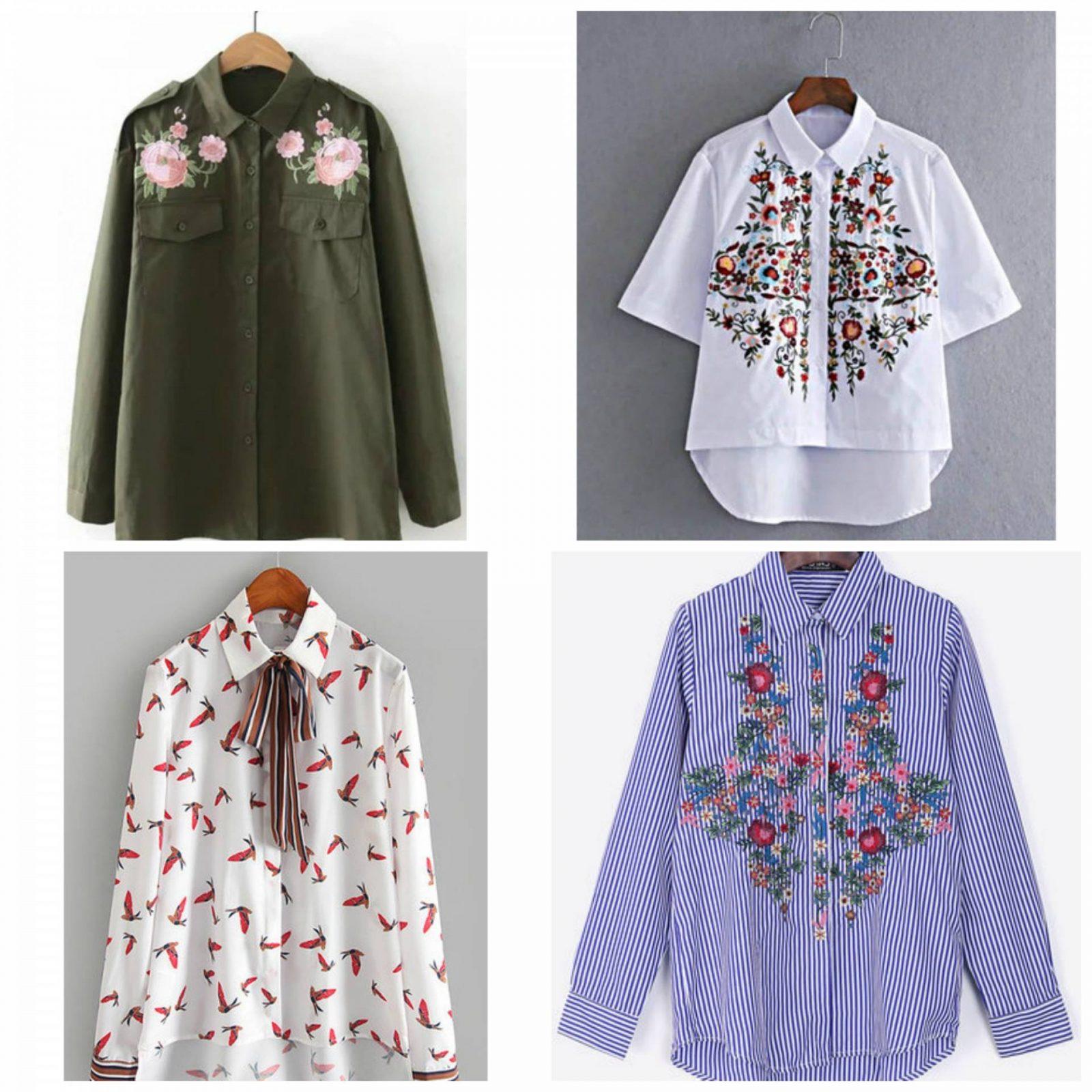 Spring Wardrobe Updates On a Budget Yoins Wishlist
