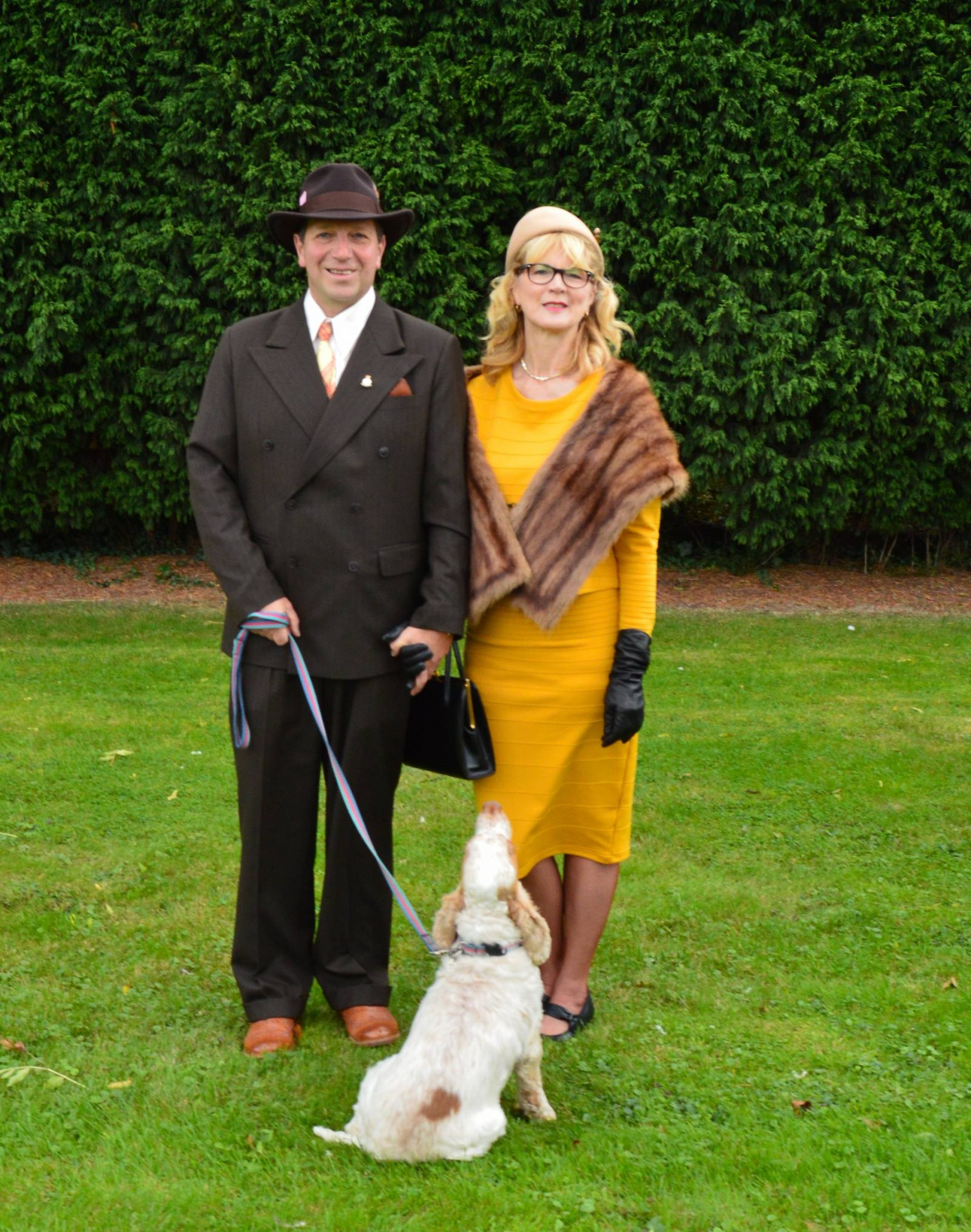 'Life on the Holme Front' 1940s Weekend