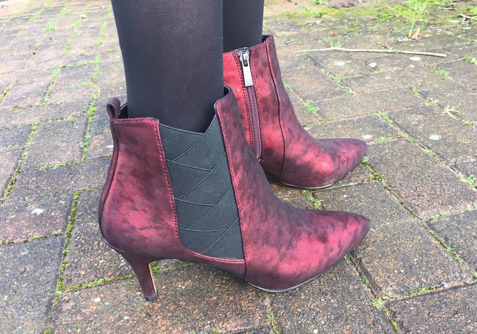 Lotus Booney redankle boots