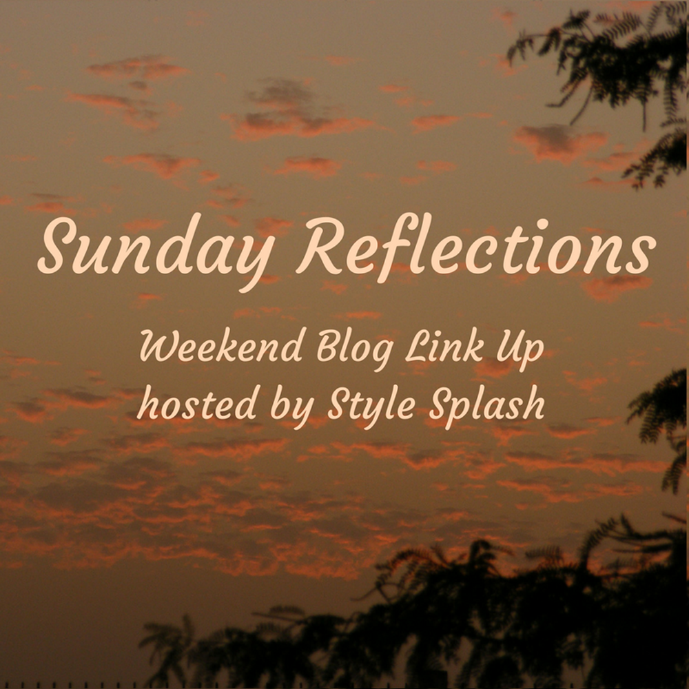 Why I Started Blogging + New Sunday Reflections Link Up
