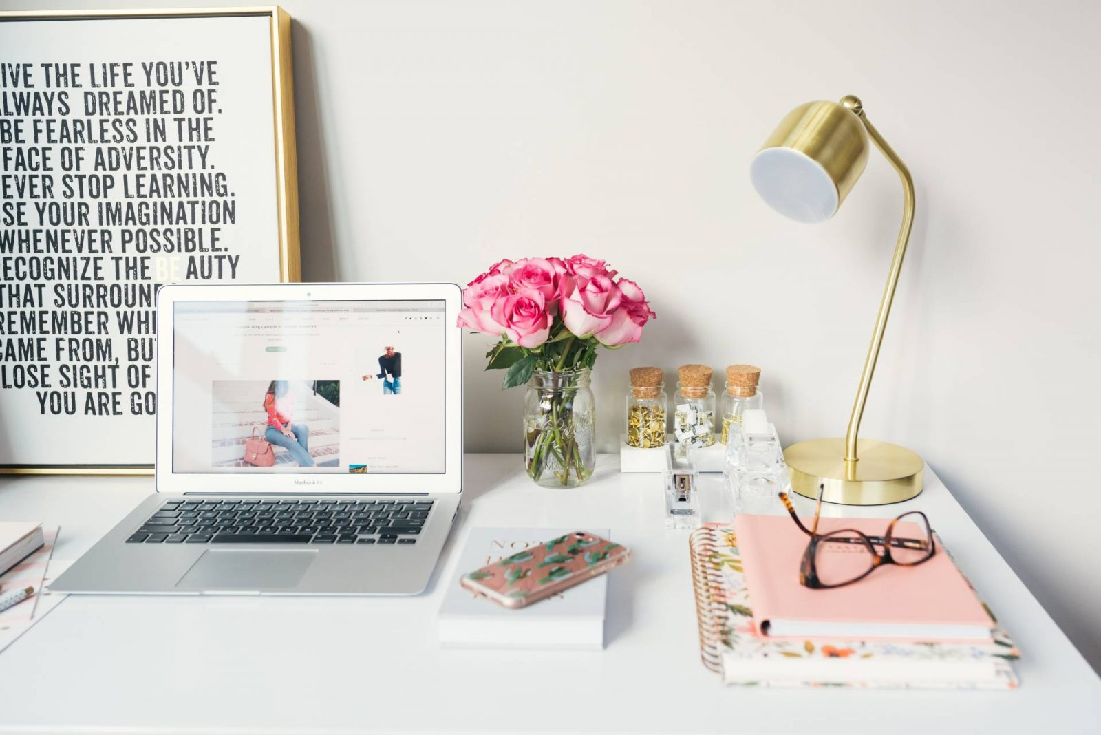 Do Bloggers Have More Influence Than Glossy Fashion Magazines? + Sunday Reflections Link Up