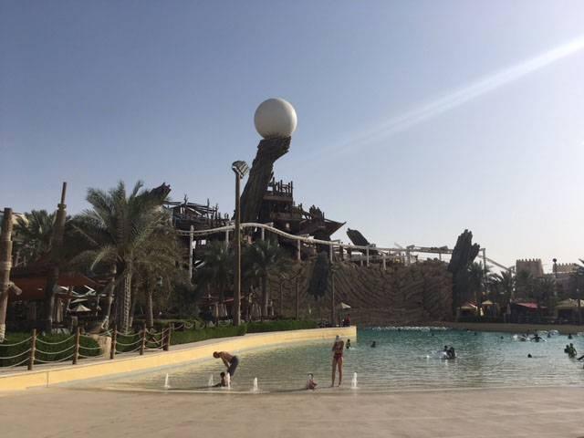 6 Things To Do in Abu Dhabi, Yas Waterworld