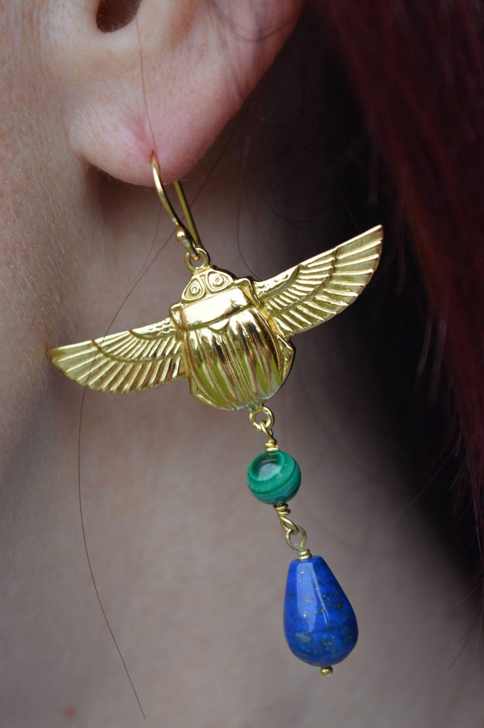 Azuni earrings