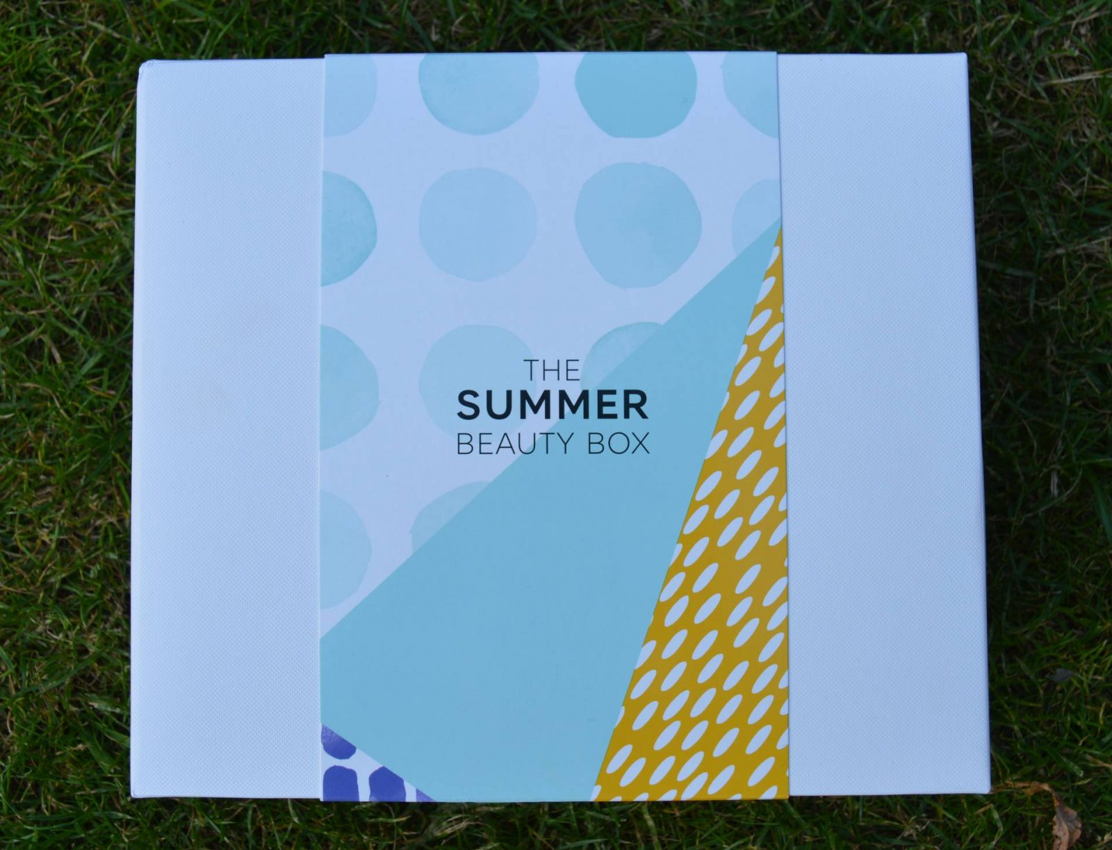The Marks and Spencer Summer Beauty Box