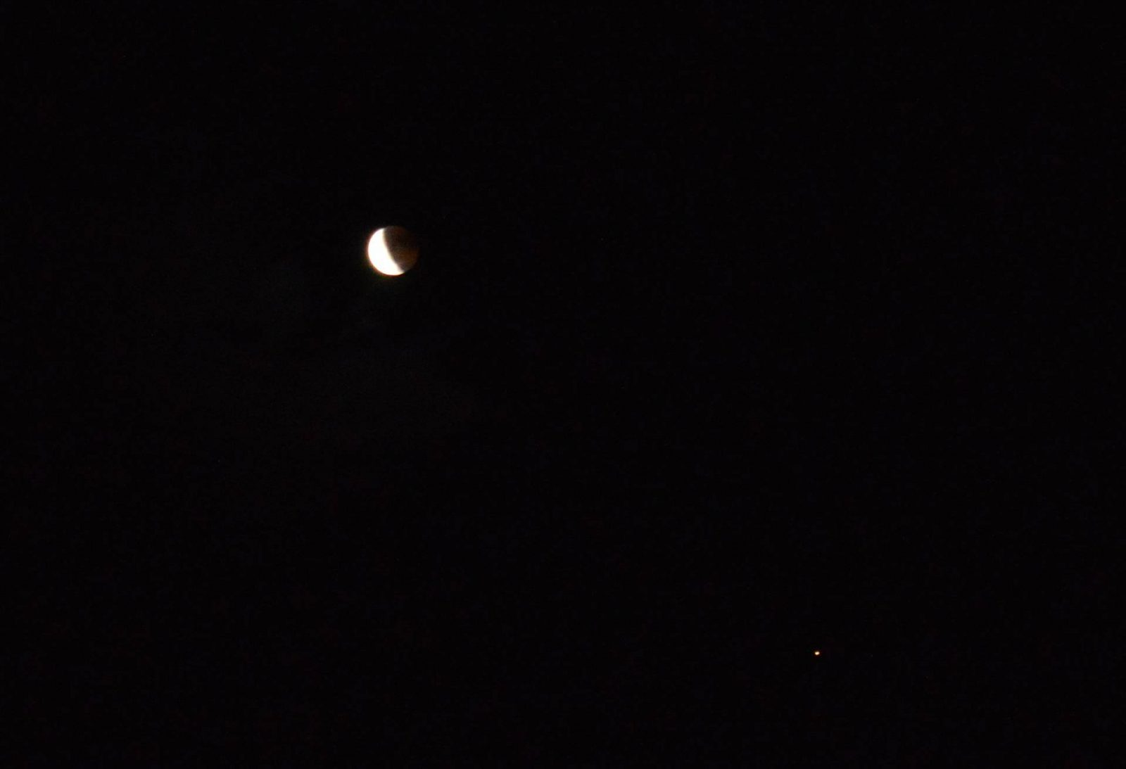 A wonderful week in Brittany + Sunday Reflections link up, blood moon seen from Pointe de Plouha