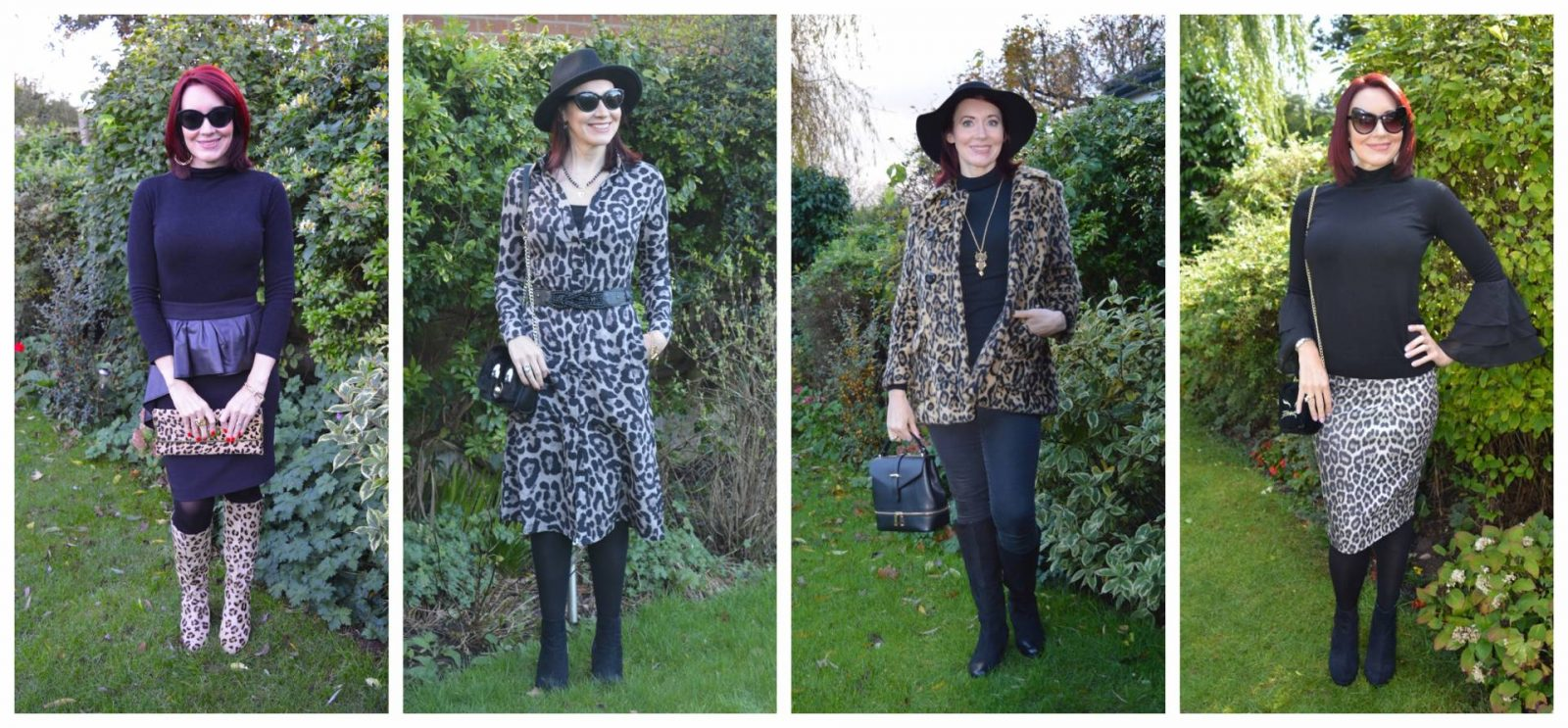 Five major fashion trends for Autumn/Winter 2018 , leopard print outfits