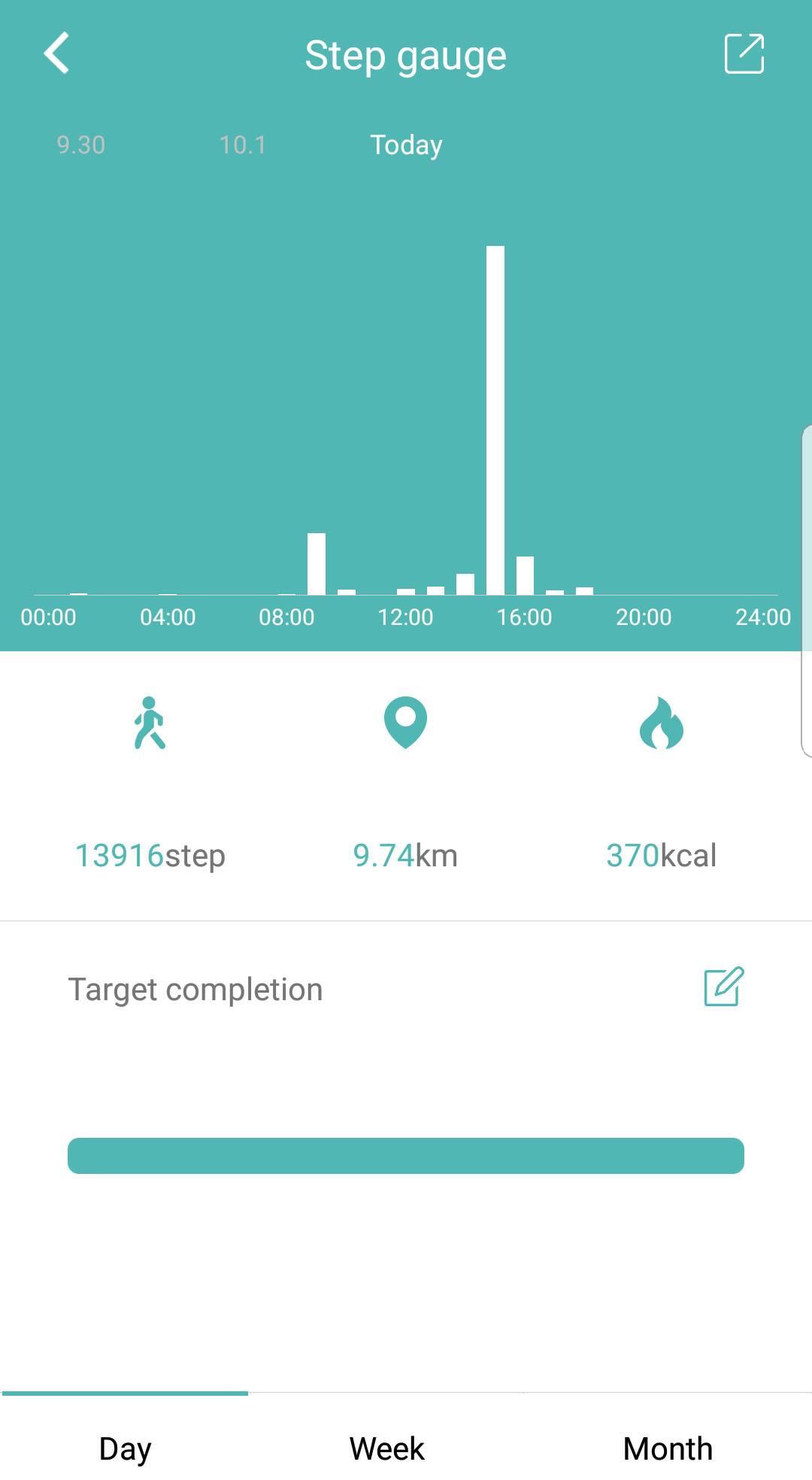 Wearfit app FourFit Health Band