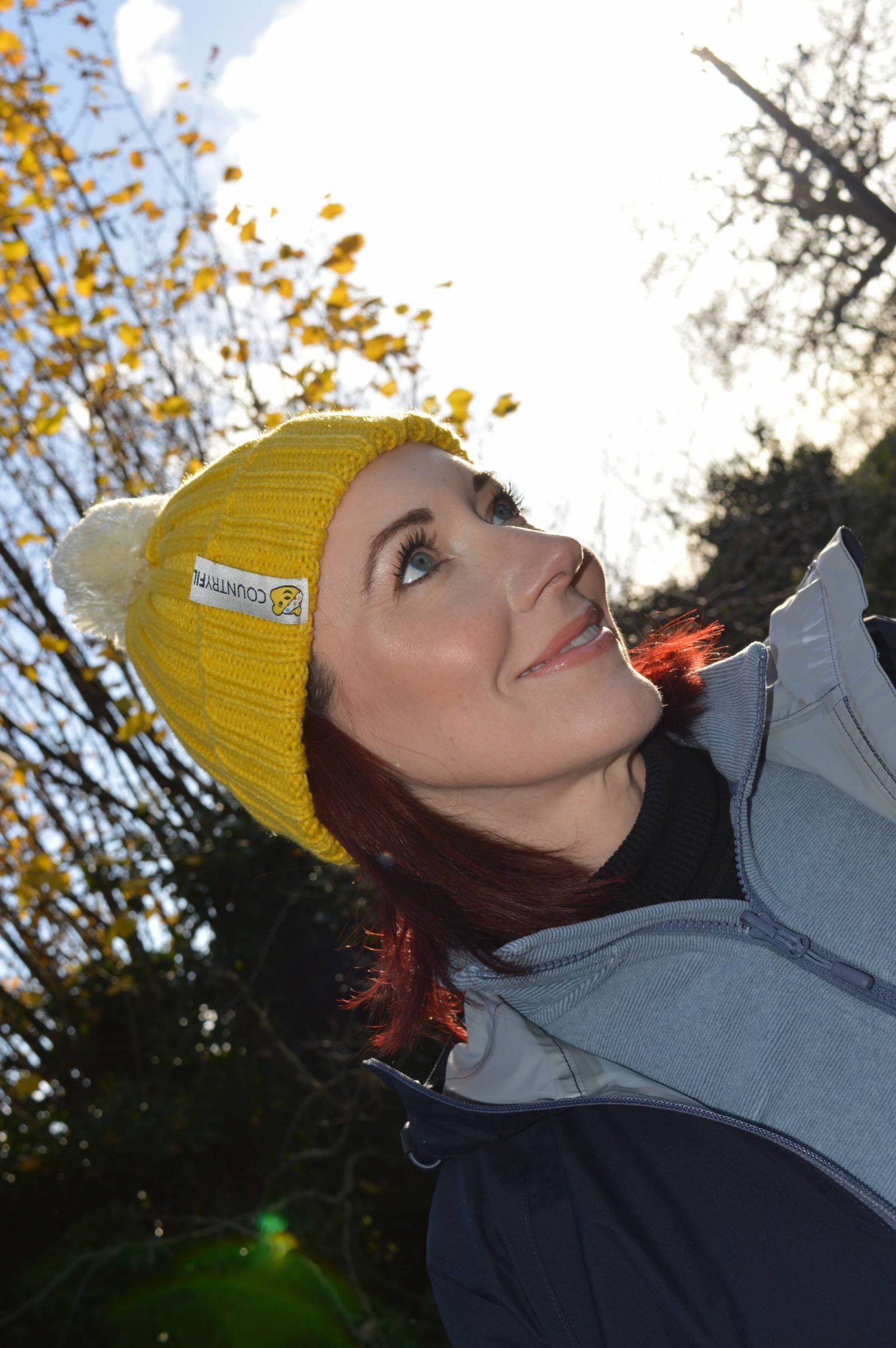 Dressing for adventure in the great outdoors, Children in Need Countryfile bobble hat