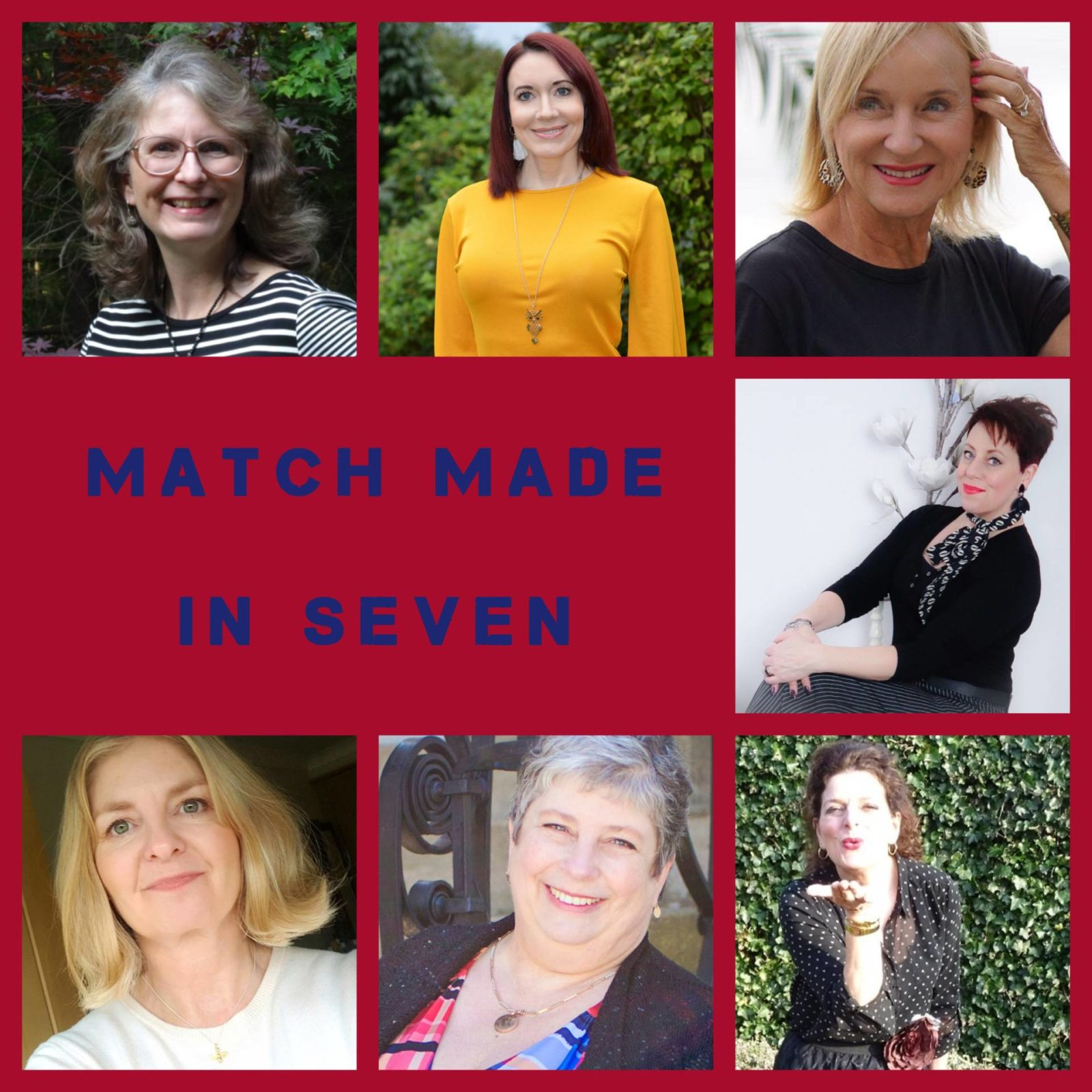 Match Made in Seven collage