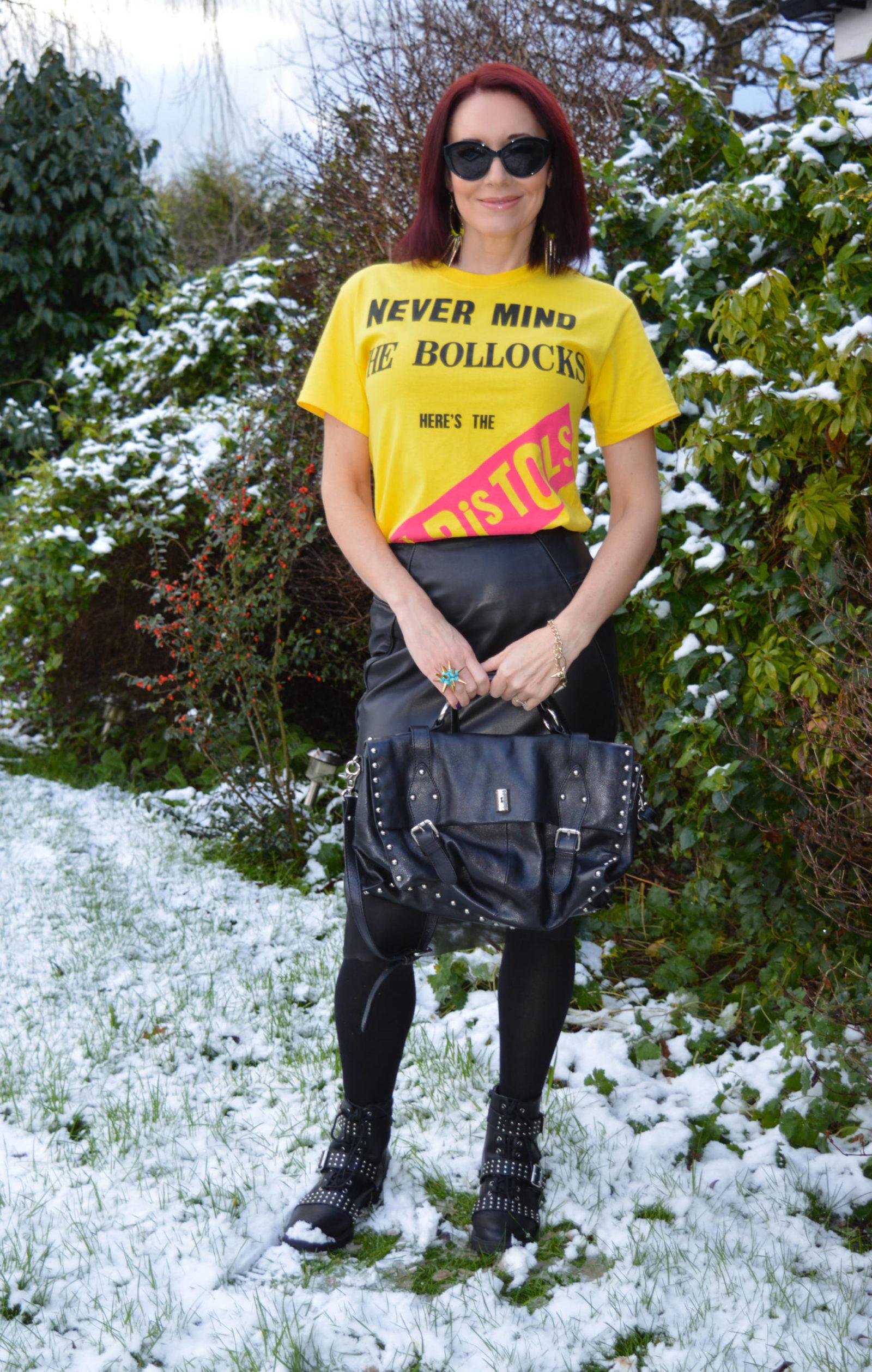 Match Made in Seven: Punk, Sex Pistols T-shirt
