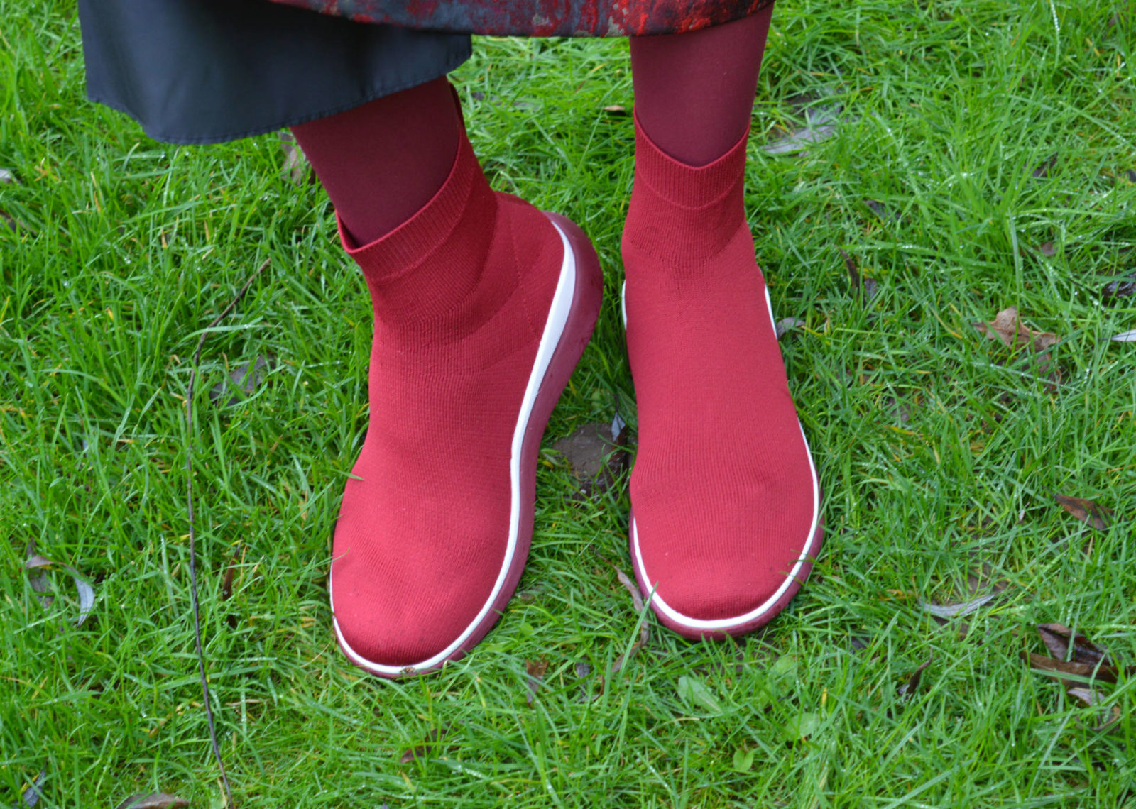 FitFLop Rapid sock boots