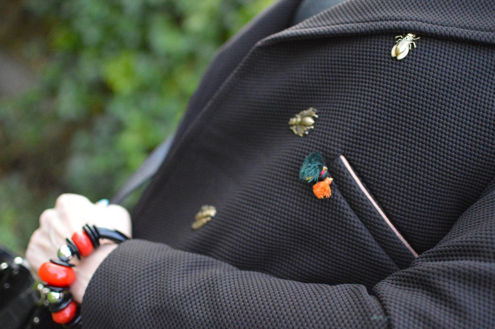 Pom Amsterdam bugs jacket