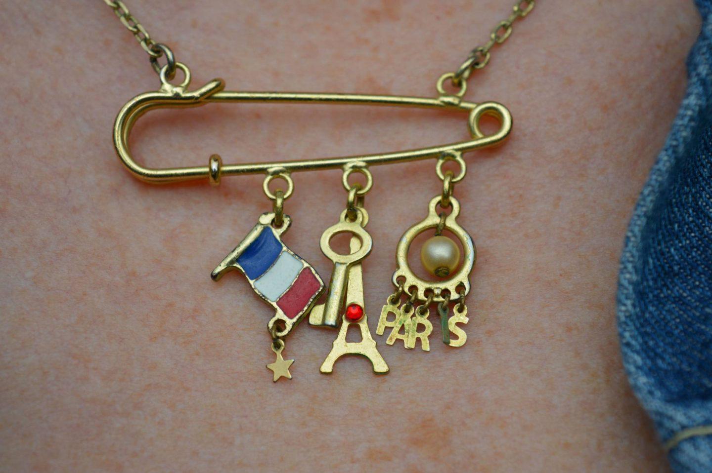 Les Nereides Paris necklace