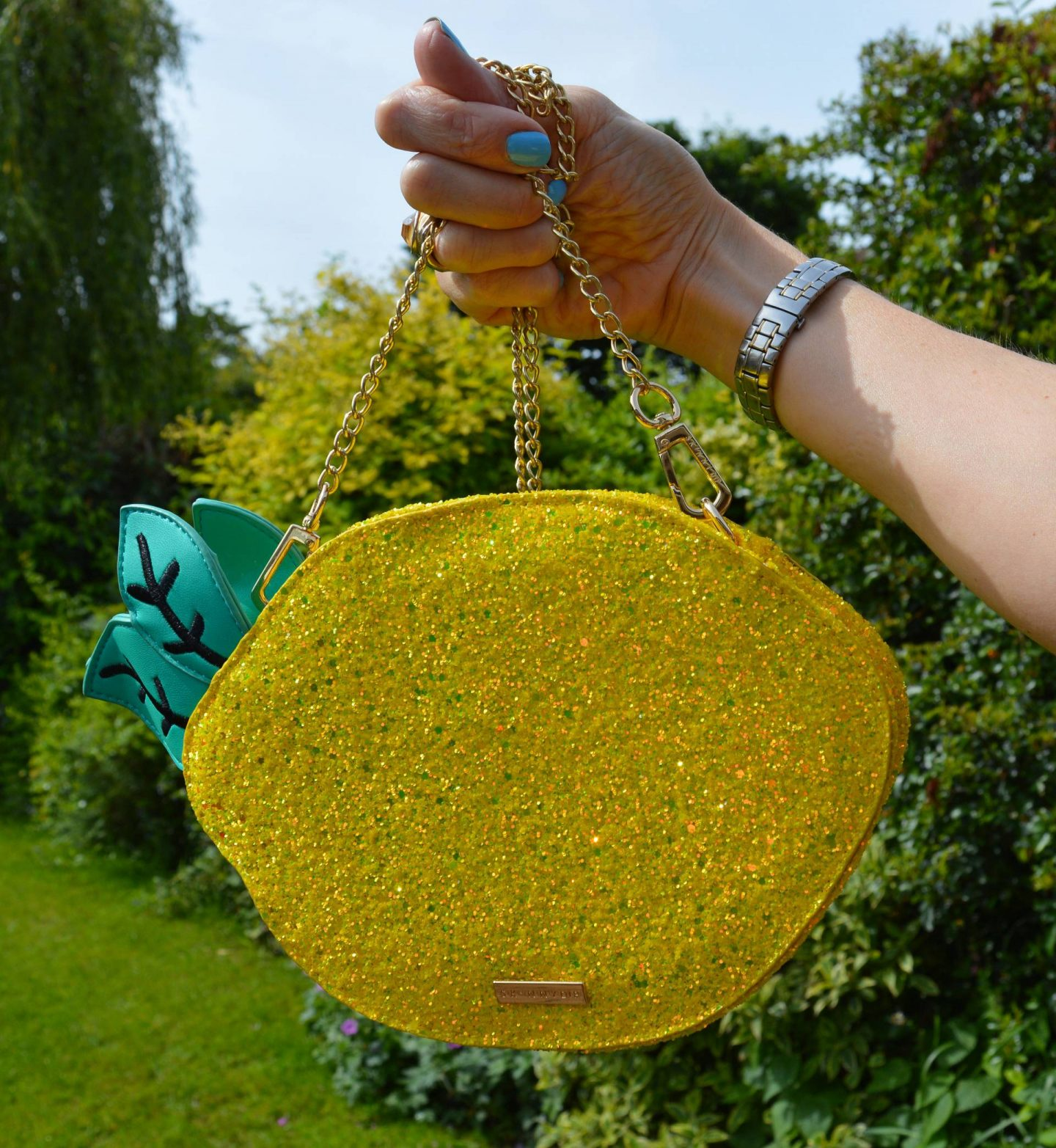Skinny Dip lemon bag