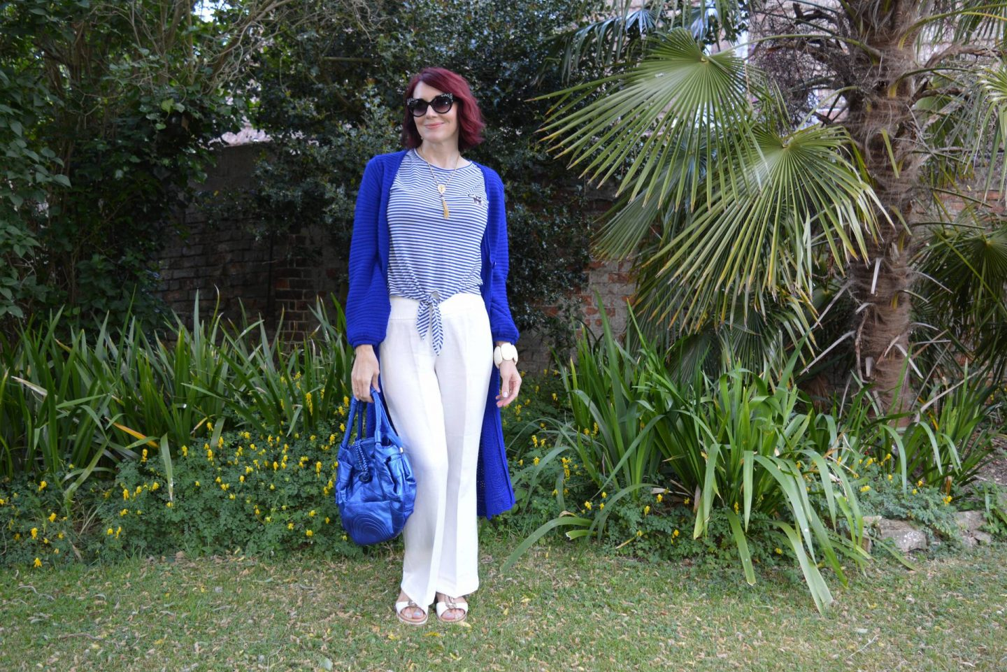 Stylish Monday link up: Summer Whites