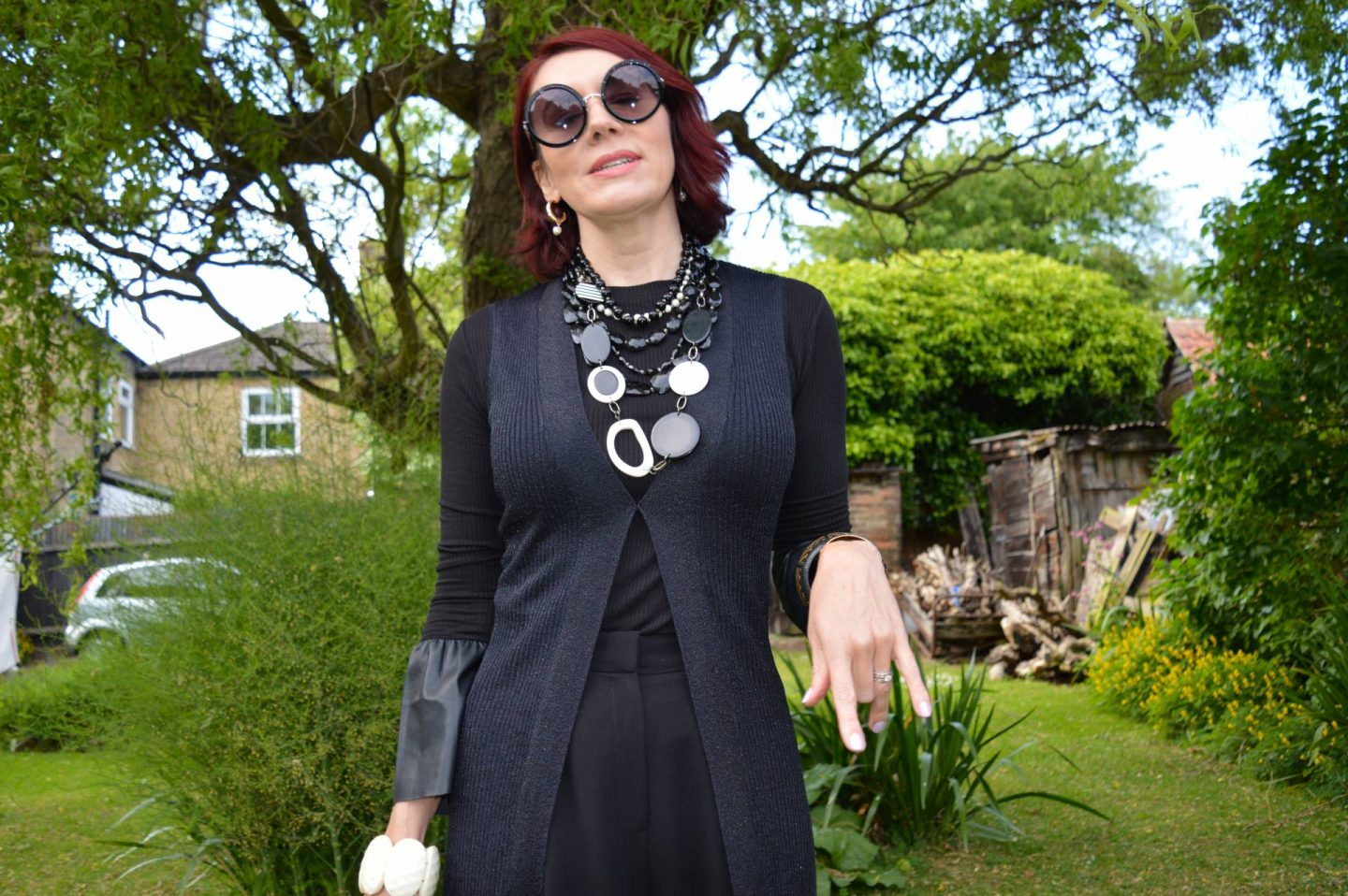 Birthday Bloopers, Match Made in Seven Ode to Iris Apfel