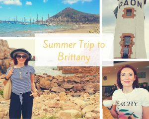 Summer Trip to Brittany