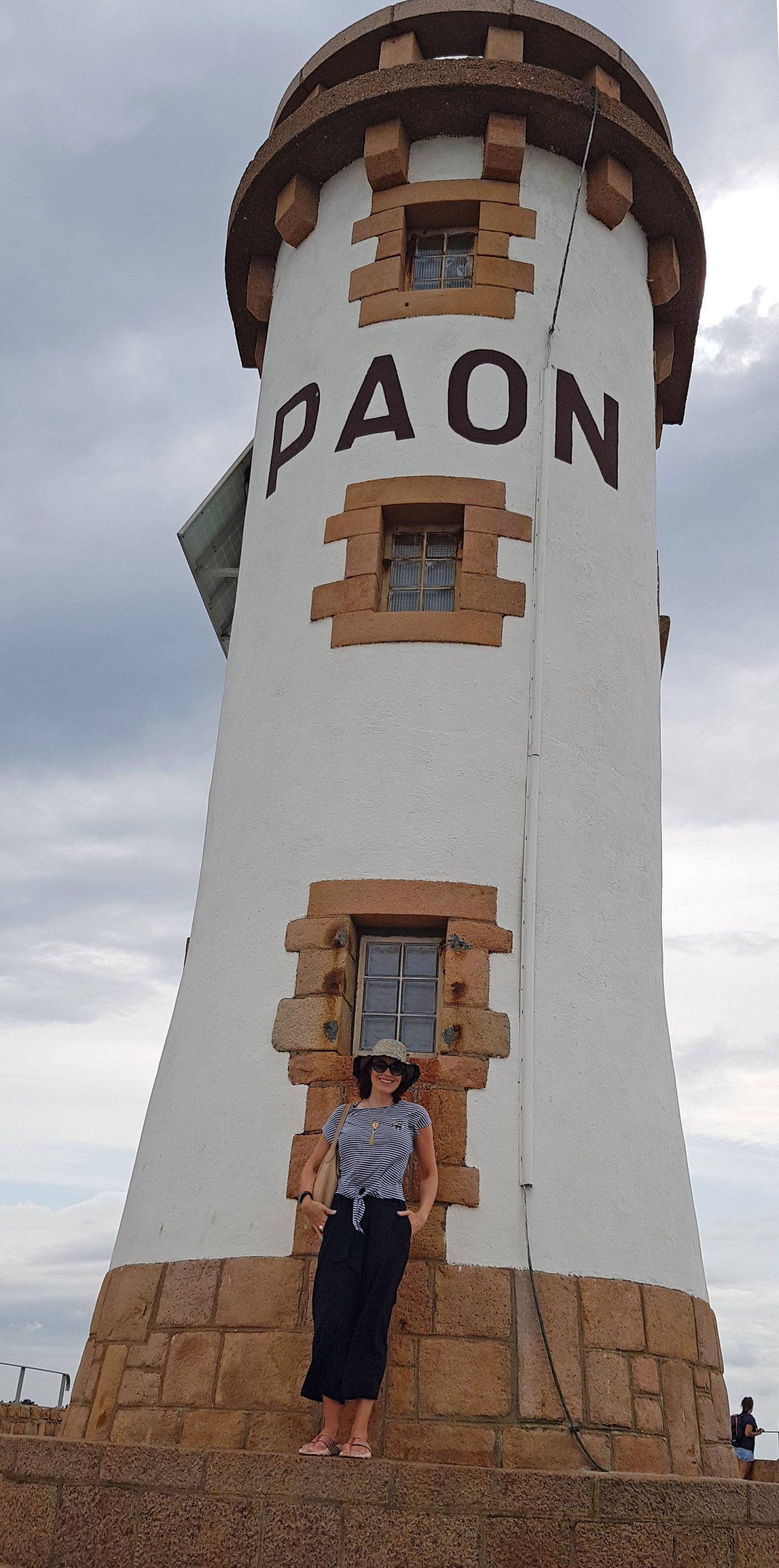Paon lighthouse, Île-de-Bréhat