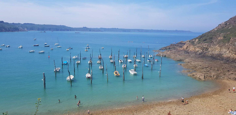 Gwin Zégal beach, Brittany